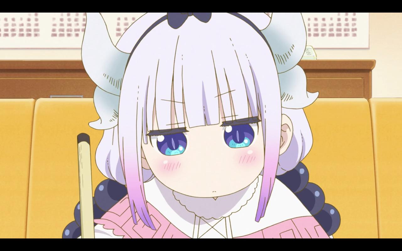 Anime Render Kanna Kamui By Bsflandre Dayny3c Png 578 804 Kobayashi San Chi No Maid Dragon Anime Cute Anime Character
