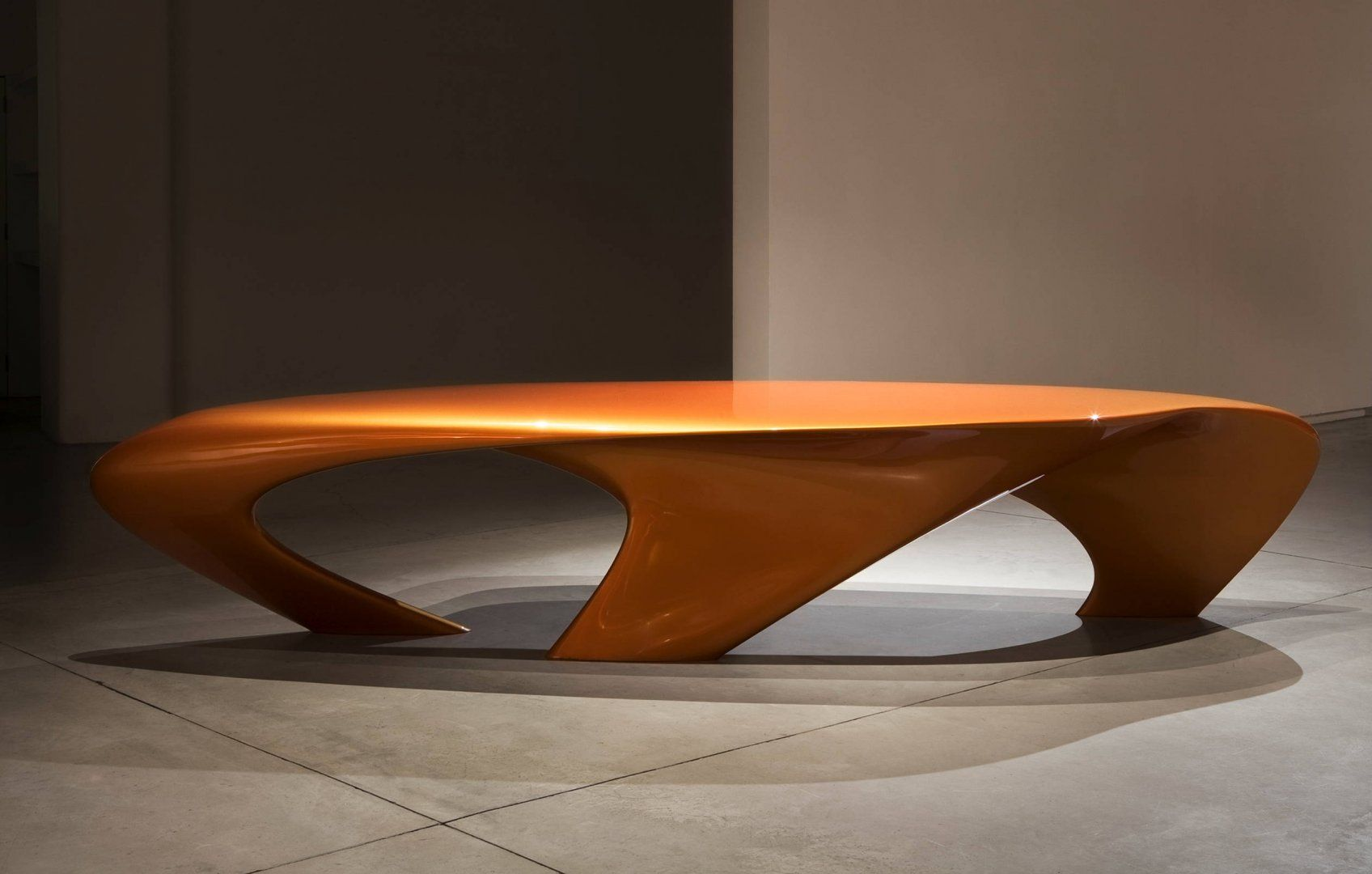 Cool Futuristic Furniture Zaha Hadid 39s Quotdune Formations Quot Design Pinterest 테이블