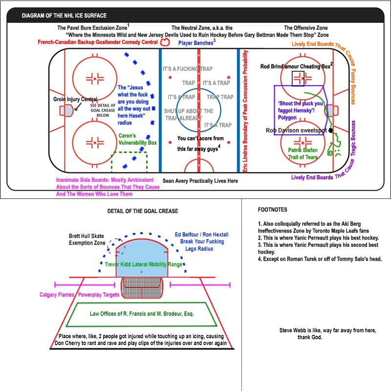 Nhl Rink Sas Wiki New Jersey Devils Blackhawks Hockey Hockey Humor