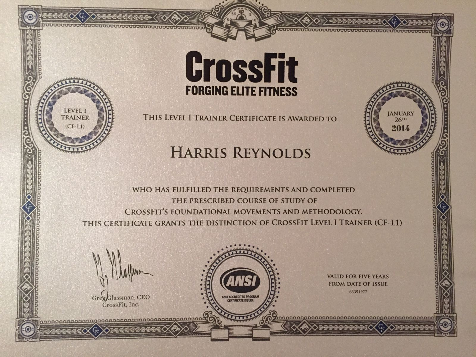 What To Expect From The Crossfit Level 1 Certificate Course