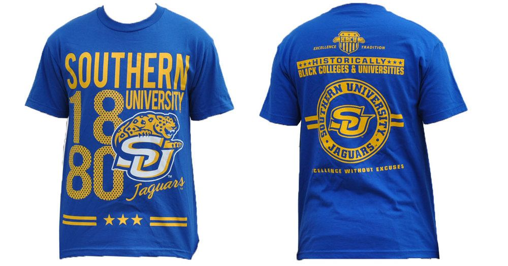 NCAA Southern University Jaguars T-Shirt V3