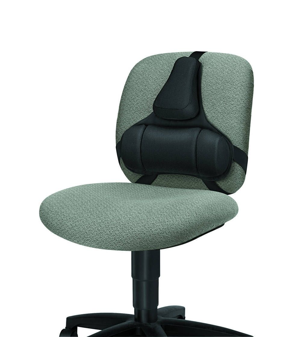 Office Chair Lower Back Lumbar Support