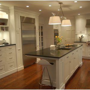 Ideas For Small Kitchen Islands image result for long narrow kitchen island with sink | church