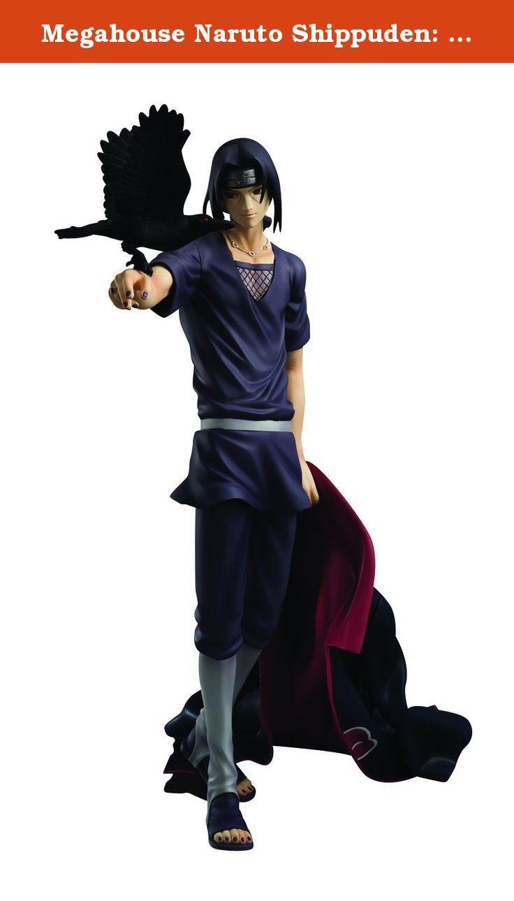 Japanese Anime Naruto Shippuden Uchiha Itachi Standing Model Action Figure
