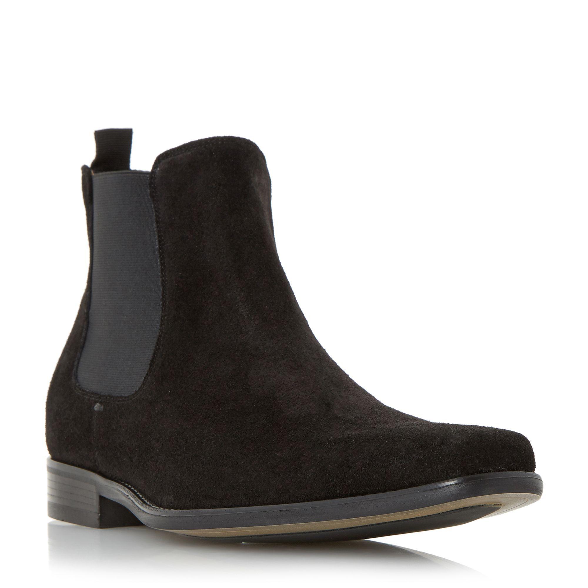 c53e2c69e Roland Cartier Clarky Suede Chelsea Boots