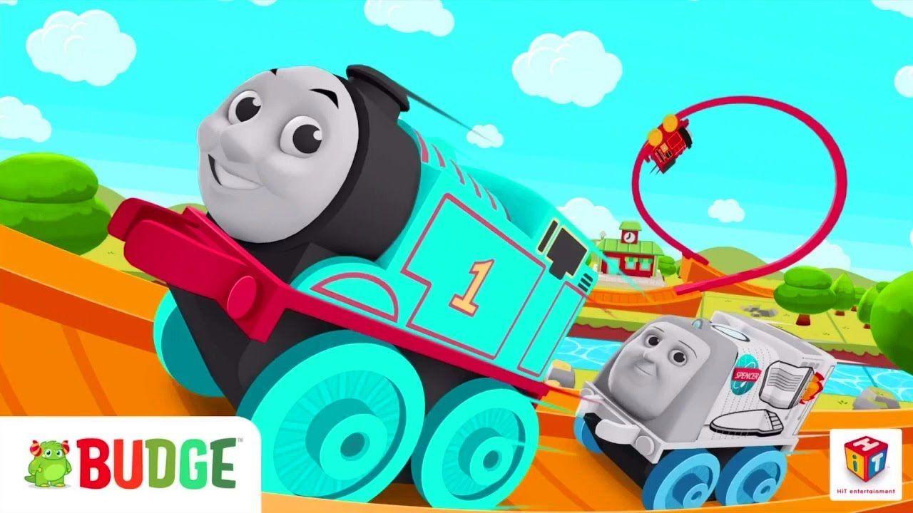 Томас и его Друзья Мультики про Паровозики Игры для Детей Thomas and ...