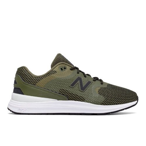 new balance 1550 black and green