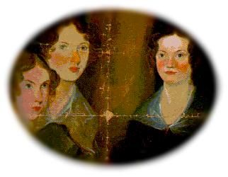 the bronte sisters were interesting and somewhat tormented writers :)