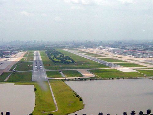 12++ Bangkok airport golf course information