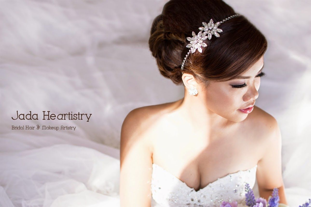 Traditional Chinese bridal makeup and hairstyle Jada HeArtistry Tags ...