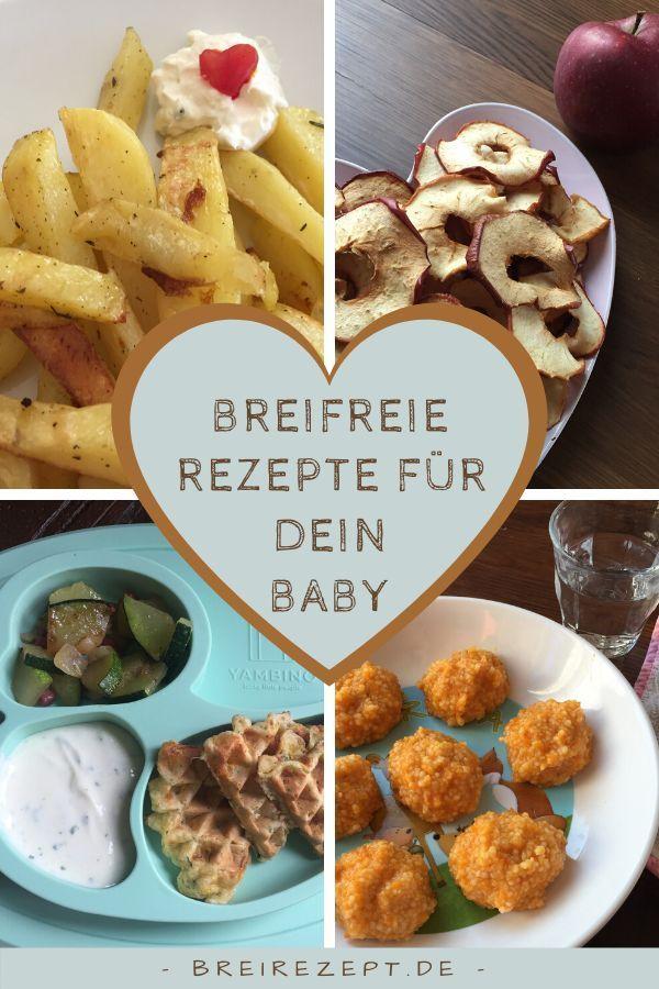 Baby Led Weaning (BLW) Rezepte – breifreies Fingerfood