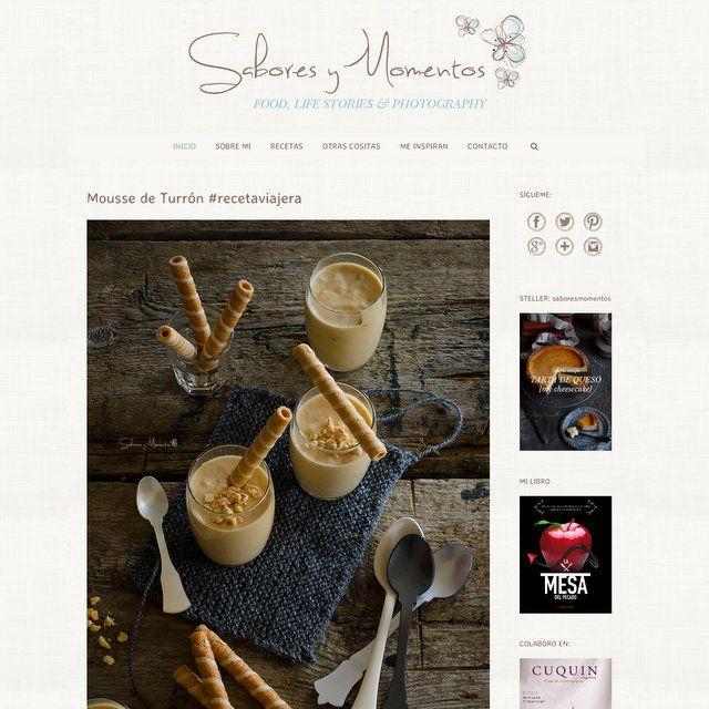Blog Sabores y Momentos
