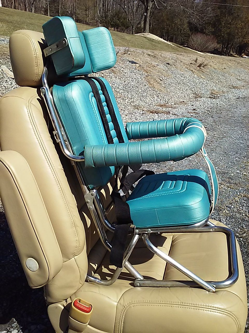 Strolee 590 1972 Baby Car Seats Retro Kids Prams