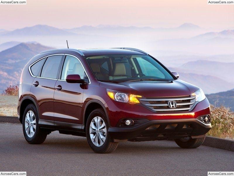 Honda CRV (2012) Honda cr, Honda crv, Best gas mileage suv