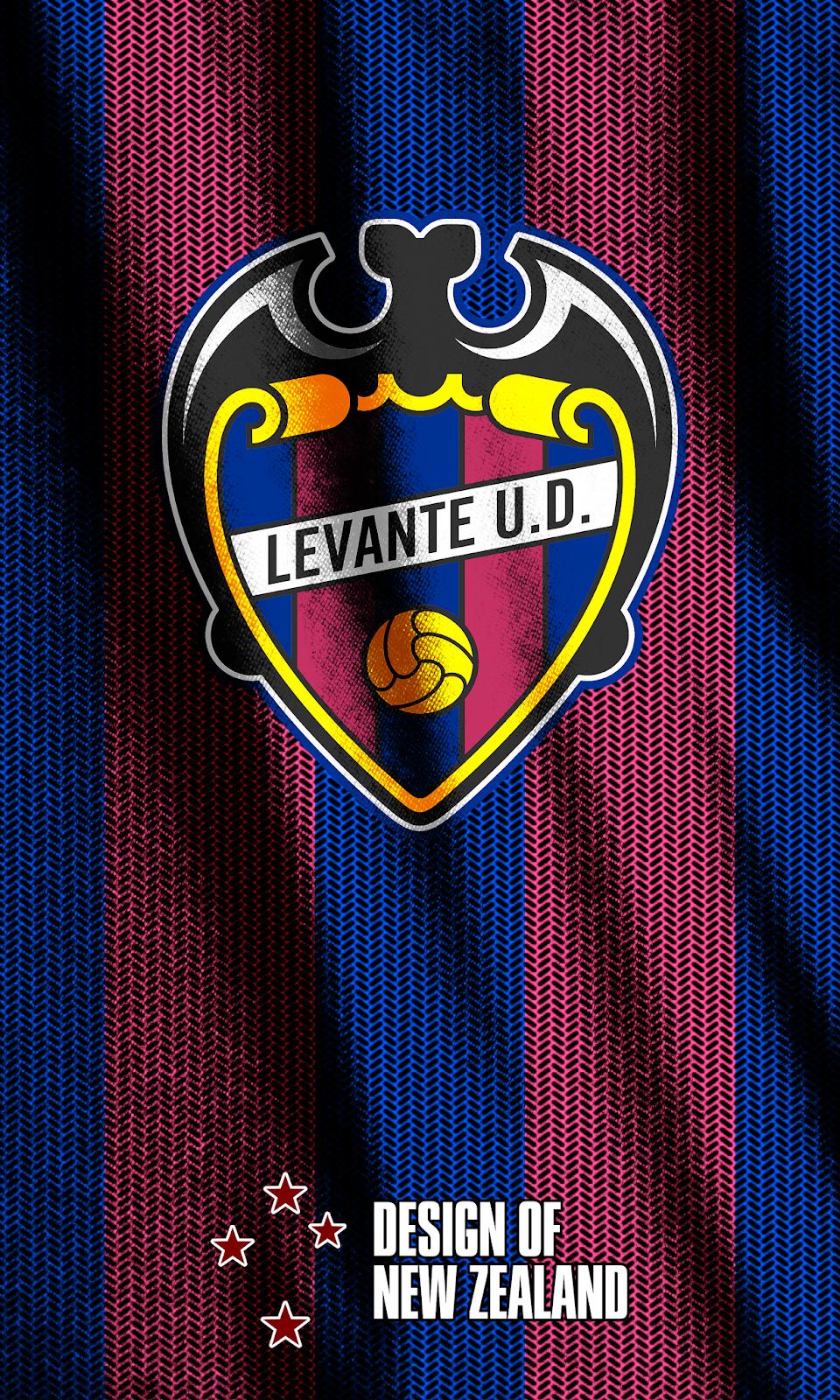 Wallpaper Levante Ud Football Logo Football Wallpaper Sport Team Logos