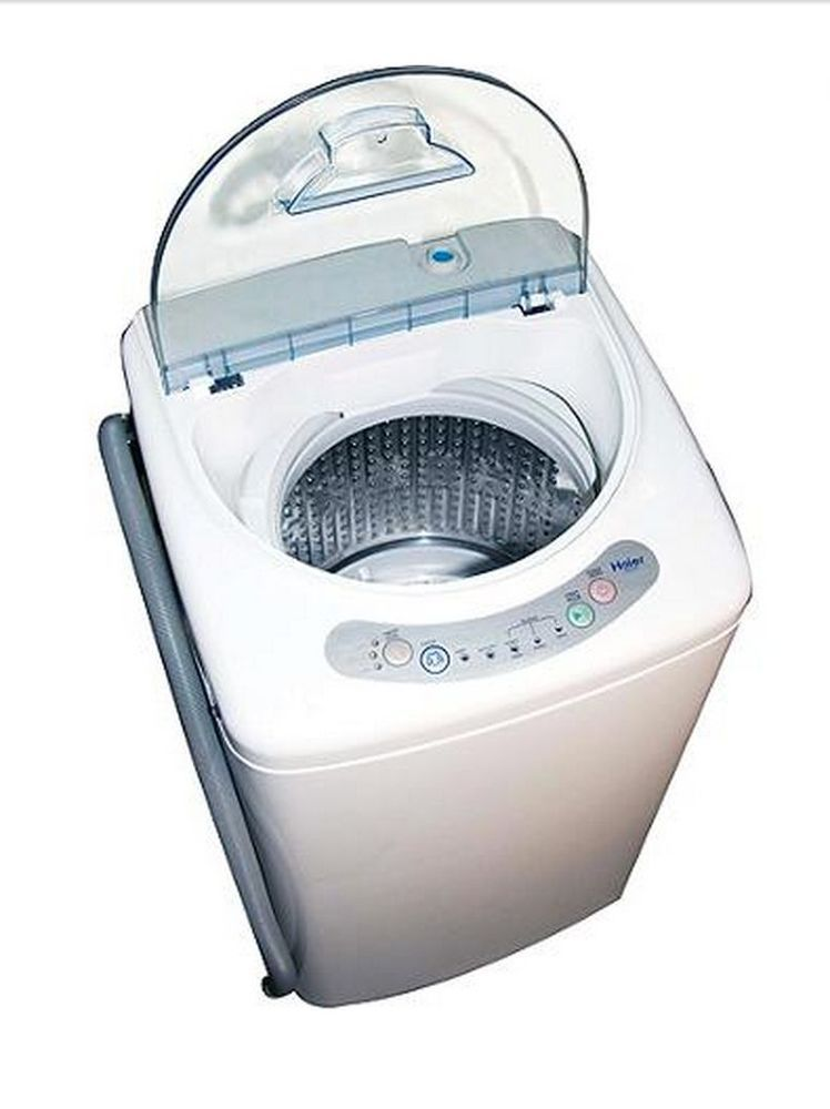 Details about Portable Mini Wash Machine Compact Twin Tub 13lbs Top ...