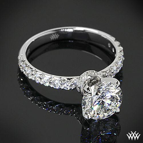 Nice Ring Custom Diamond Engagement