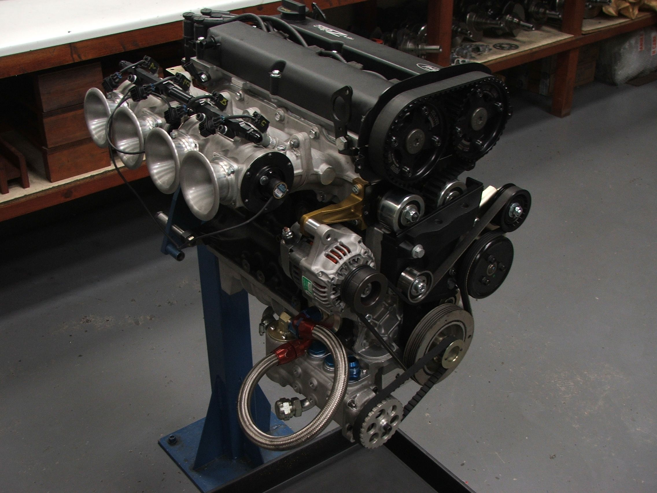 Http Www Bing Com Images Search Q Ford 4 Cylinder Race Engine
