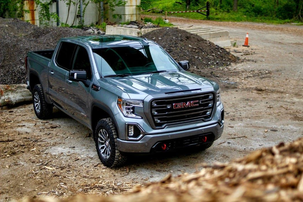 The 2019 Gmc Sierra At4 Is The Off Road Truck Refined Gmc