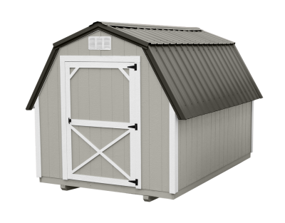 Standard Barn: EZPB | Portable buildings, Built in storage ...