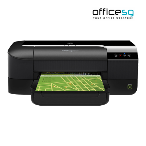 Buy Hp Officejet 6100 Eprinter H611a Online Shop For Best All In One Printers Online At Officesg Com Discount Prices On Off Hp Officejet Printer Technology