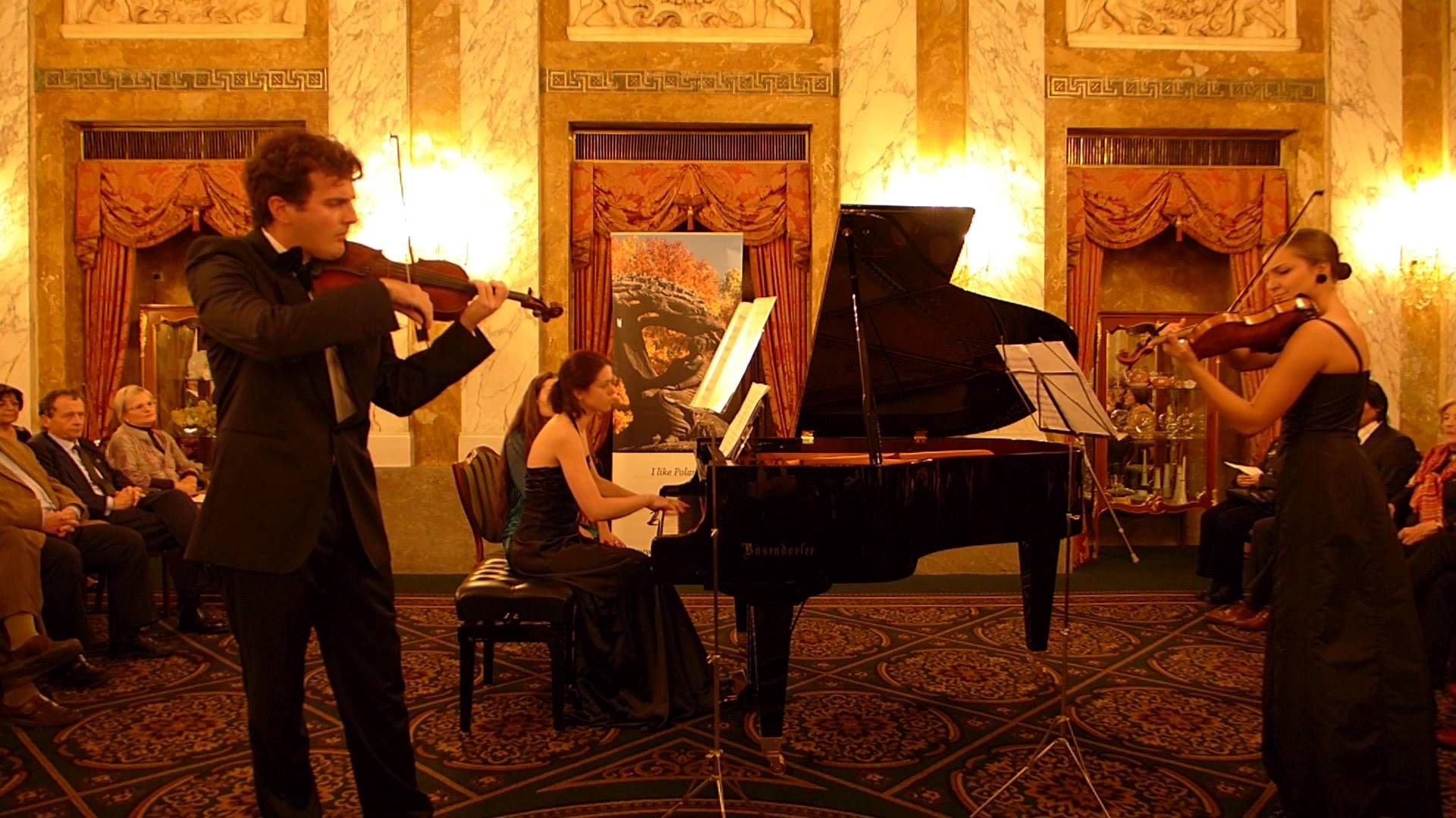 Concert of the International Chopin Society, 06.11.2012