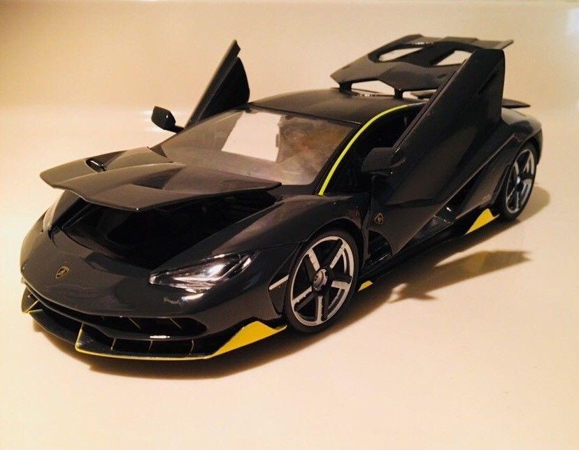 Nice Awesome MAISTO LAMBORGHINI CENTENARIO 1/18 DIECAST MODEL CAR ...