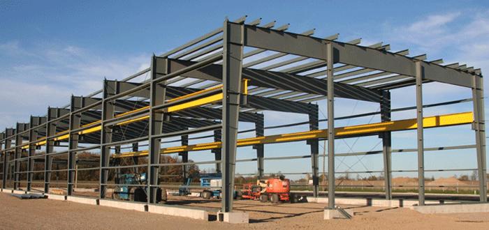 Rigid Steel Frame Construction Detail : Rigid frame building design reviews