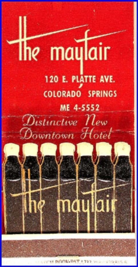 The Mayfair Hotel, Colorado Springs, CO