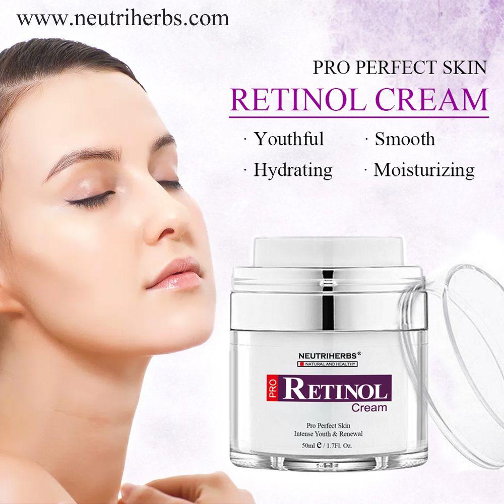 Retinol Cream Benefits Reduce Fine Line Protect Skin From Free Radical Damage Anti Aging Anti Wrinkl Retinol Cream Retinol Cream Benefits Moisturizer Cream