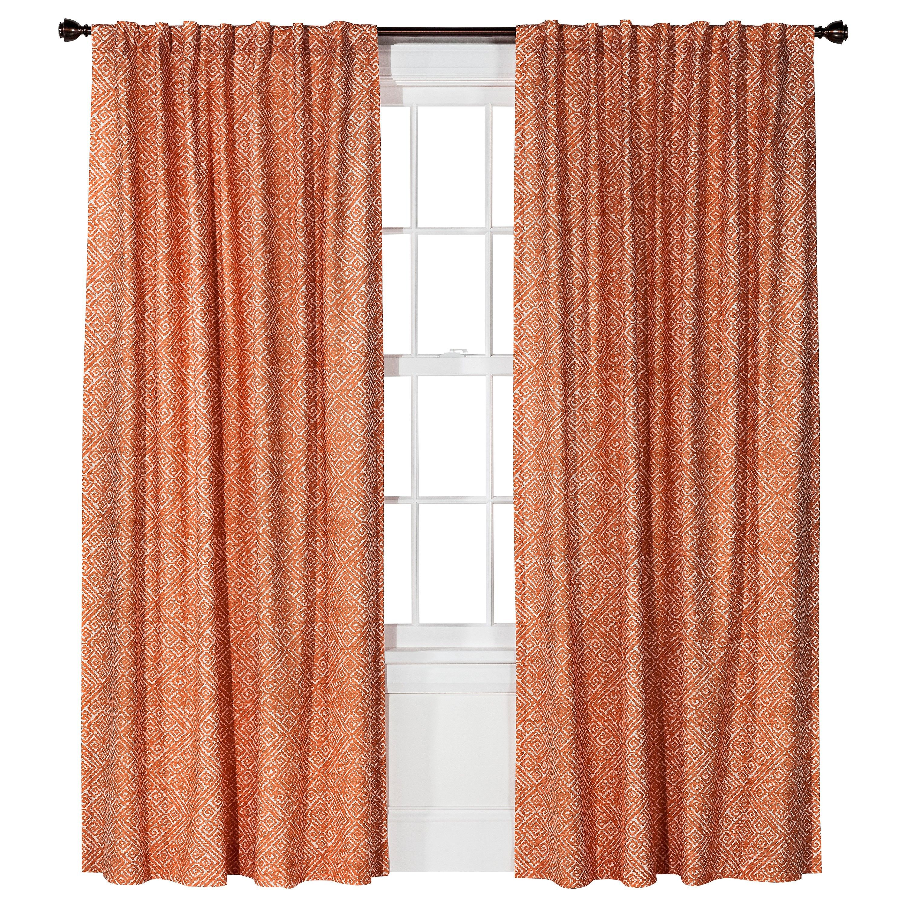 and window uncategorized best curtains of trends panelsorange picture grey sxs orange style kitchen curtain drapes panels