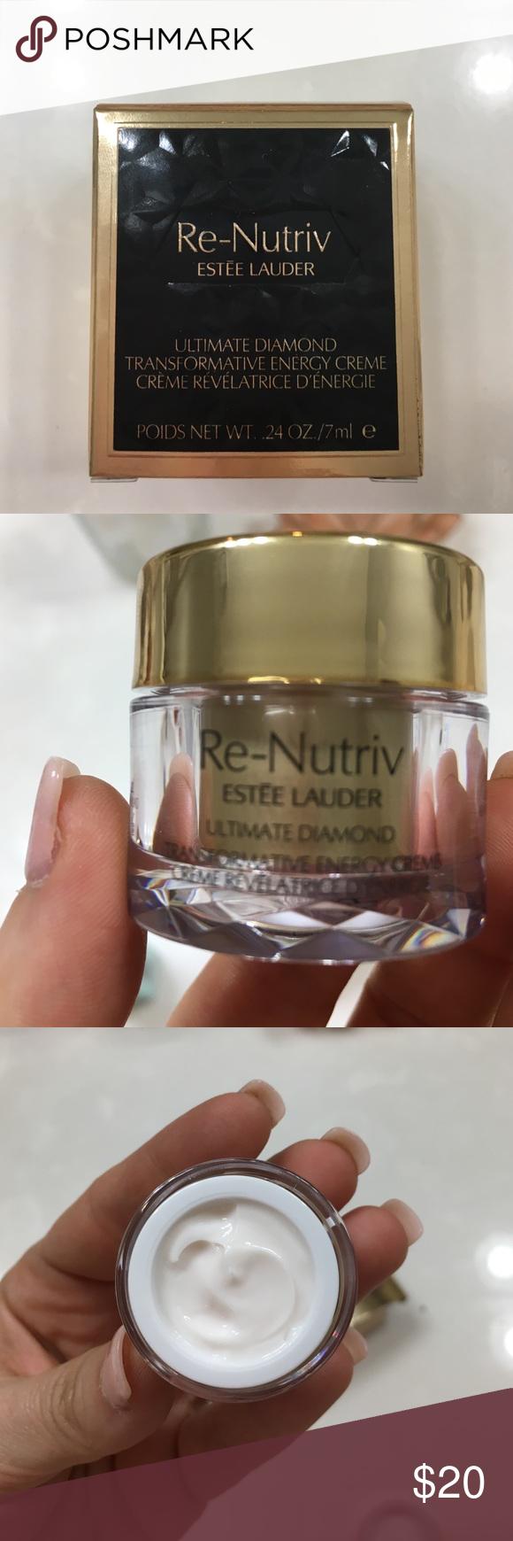 Re-Nutriv Ultimate Diamond Transformative Energy Creme by Estée Lauder #21