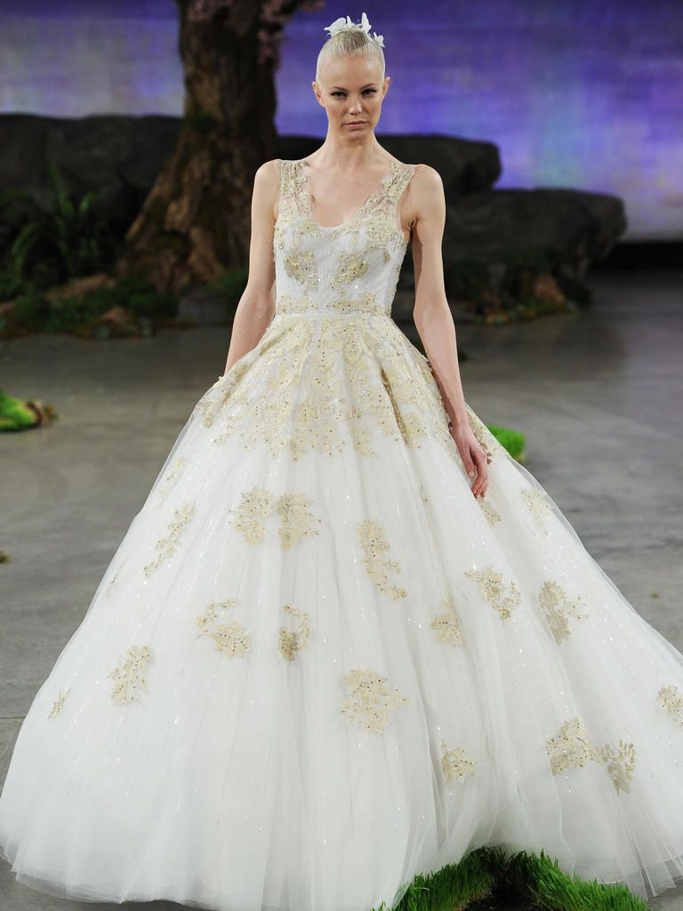 Ines Di Santo Says Her Spring 2016 Wedding Dresses Are Perfect for ...