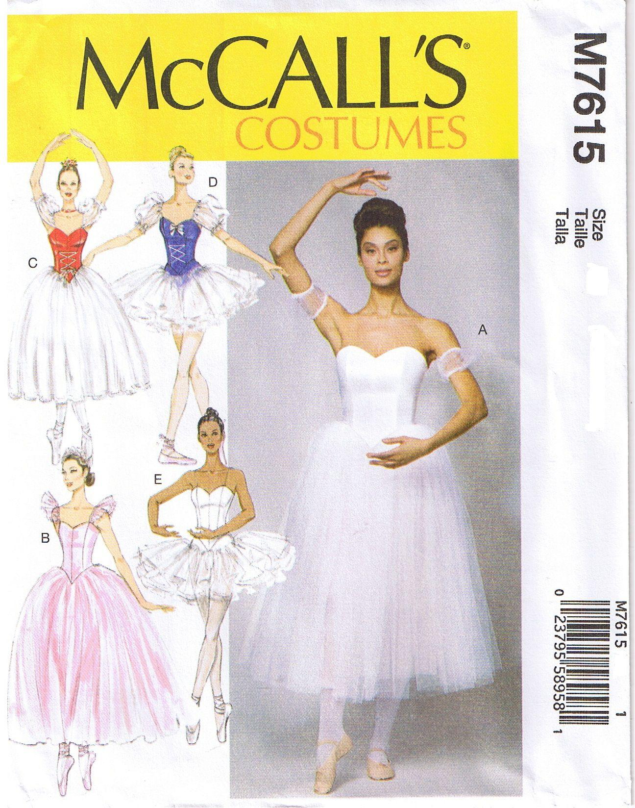 Dance Costume Patterns