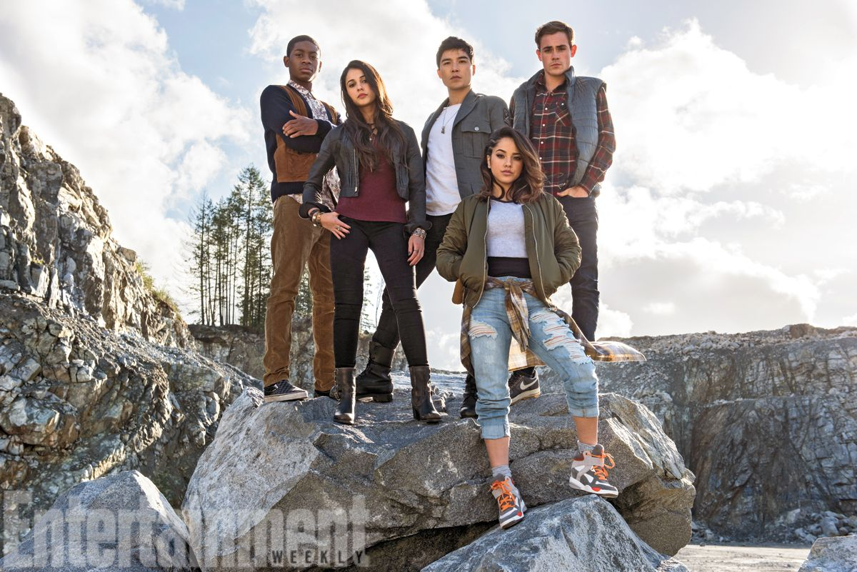 A group of high-school kids, who are infused with unique superpowers, harness their abilities in order to save the world.