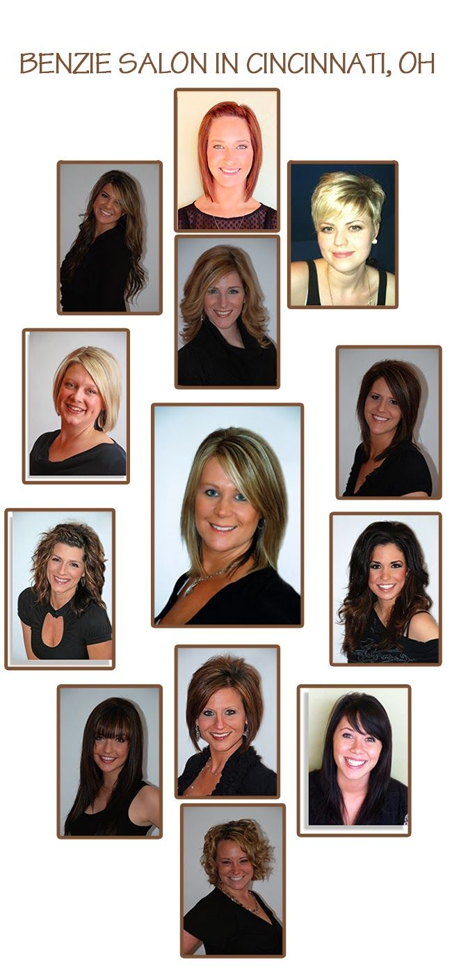 Benzie salon in cincinnati oh salons pinterest salons - Cincinnati hair salons ...