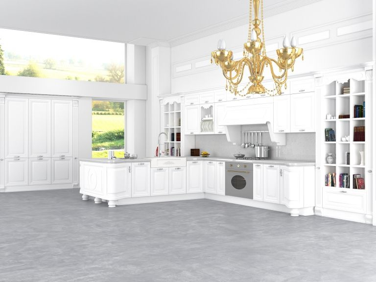 Pantheon - Cucine Classiche - Cucine Lube | Cabinets in 2019 | Home ...