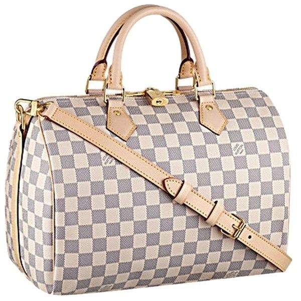 Pre Owned Louis Vuitton Speedy 30 Bandoulieredu4123 Made In France 1 225 Liked On Polyvore Fe With Images Pre Owned Louis Vuitton Louis Vuitton Purse Louis Vuitton