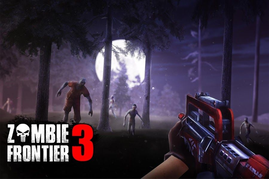 Zombie Frontier 3 Mod Apk V2 16 Mod Zombie Frontier Android