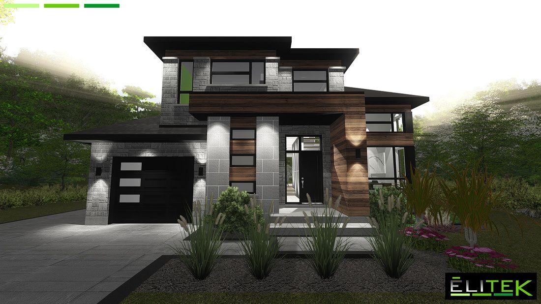plan de maison Maison Pinterest