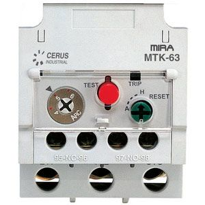 Cerus Mtk 63 3 36s Mira Differential Thermal Overload