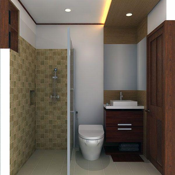 Kumpulan Contoh Model Rumah Minimalis Tipe 36 Kamar Mandi Kecil