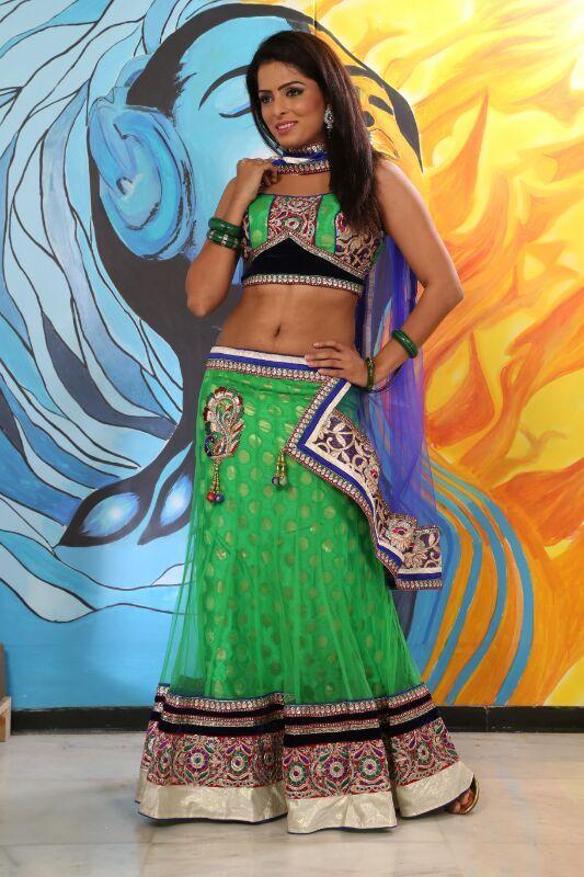 Indian Dresses - Chaniya Choli