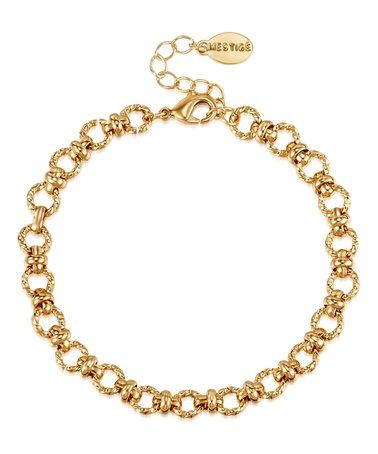 Goldtone Hadley Bracelet #zulily #zulilyfinds