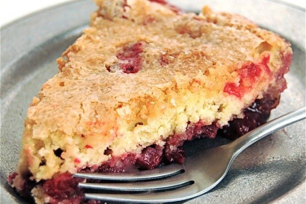 Nantucket Cranberry Walnut Cake made with cake mix King Arthur Flour