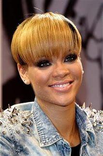 Pin on Short Hair Love. |Dope Rihanna Haircuts