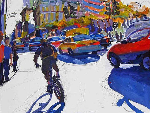 Cross42a Painting Art Artist