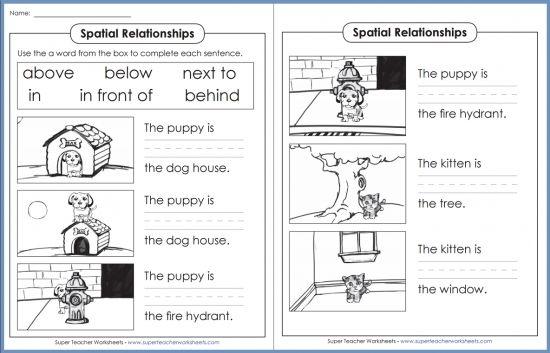 Super Teacher Worksheets Has Great Kindergarten Resources Like