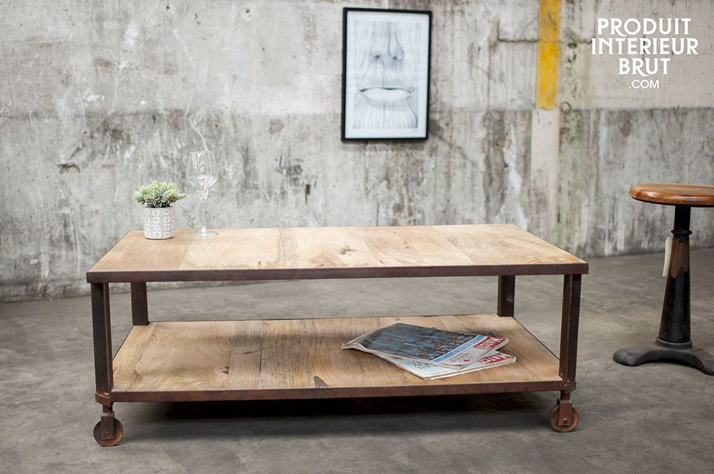 Aristode coffee table Table de slaon Pinterest Table