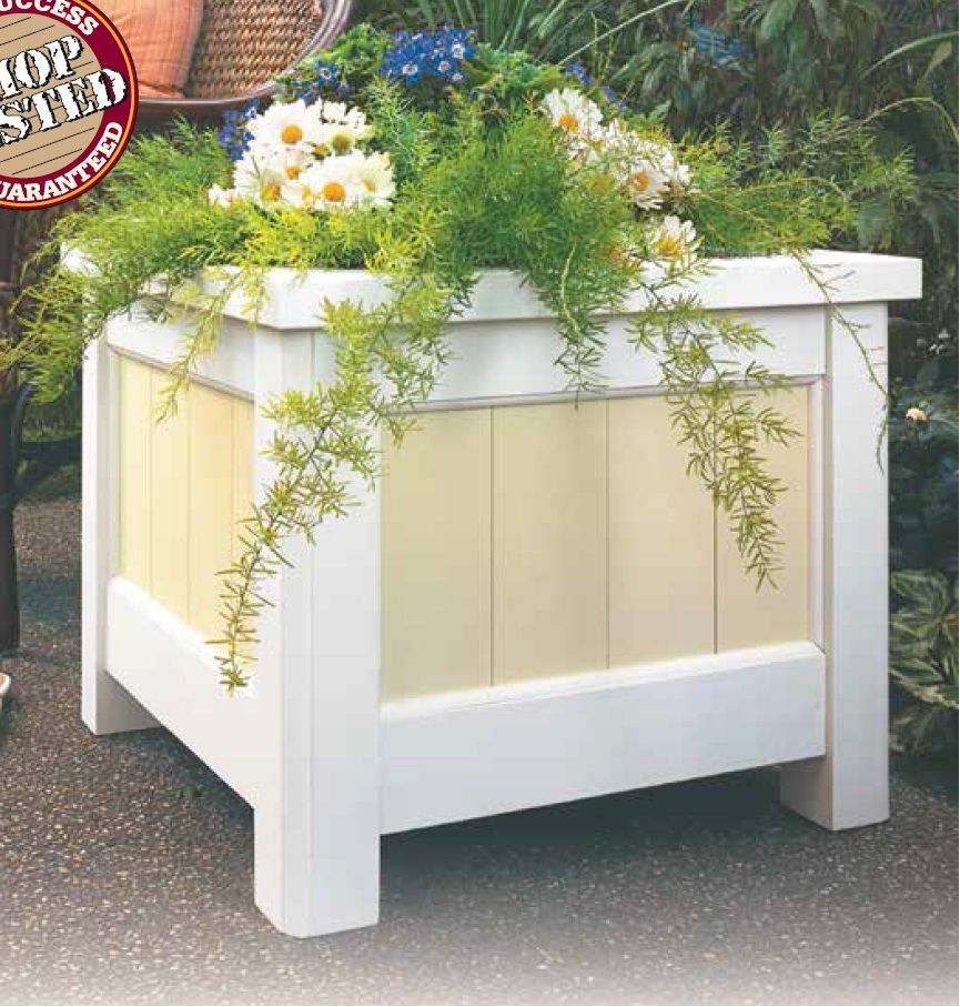 Diy Square Planter Box: Diy Wooden Planters, Diy Planters